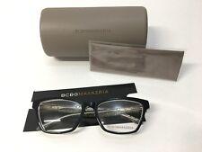 New 100% Authentic BCBG MAXAZRIA Eyeglasses Frames Christie, Black Laminate,53mm