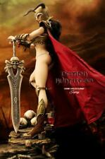Phicen TB League Demon Huntress 1/6 Scale Seamless Action Figure Brand New
