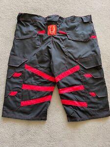 Cyberdog Camden Brand New Reactor Shorts (Black/Red) Large