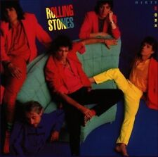 Rolling Stones Dirty work (1986) [CD]