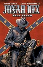 Jonah Hex: Tall Tales Graphic Novel Paperback Justin Gray  New Unread Copy