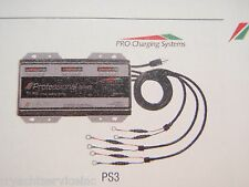BATTERY CHARGER DUAL PRO 652 PS3 3 BANK 45AMP 15A PER BANK PRO CHARGING SYSTEMS