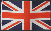 UNION JACK 5ft X 3ft Flag 75denier with eyelets suitable for Flagpoles