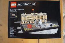 LEGO Architecture Buckingham Place 21029 Age 12+ & 780 Pieces NIB
