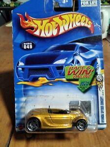 Hot Wheels Hyundai Spyder Concept Collector No. 049 #37 of 42 MOC