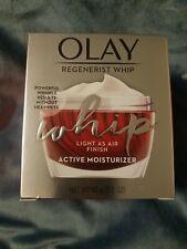 Olay Regerist Whip Active Moisturizer Light as Air Finish 48 g 1.7oz