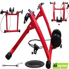 MAGNETIC INDOOR BICYCLE BIKE TRAINER EXERCISE STAND 8 RESISTANCE LEVELS MODEL R