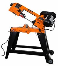 WEN 3970 4-by-6-Inch Metal-Cutting Band Saw with Stand