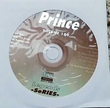 LEGENDS KARAOKE CDG PRINCE 1980'S R&B 189 PURPLE RAIN,DOVES CRY - 14 SONGS