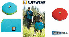 Ruffwear Hover Craft LARGE Toy Dog Flying Soft Throw Disc Gear High-Floating