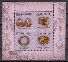 Uzbekistan Usbekistan MNH** 2013 Mi.1066-1069 Bl.67