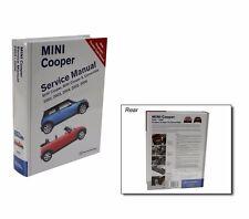 OE Bentley Diagram Book Repair Guide Service Manual Mini Cooper/S/ Convertible