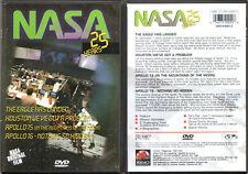 NASA 25 YEARS - DVD - VOL. 2 - HOUSTON WE'VE GOT A PROBLEM, APOLLO 16 NOTHING...