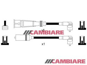 HT Leads Ignition Cables Set VE522305 Cambiare Genuine Top Quality Guaranteed