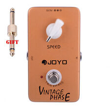 Joyo Jf-06 Vintage Phase | Phaser Guitar Effects Pedal | True Bypass