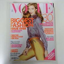 Vogue UK September 2012 KARLIE KLOSS