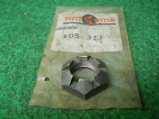 Ditch Witch 105-311 Nut Fits R40 R65 R30 V4