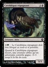 MTG Magic THS - (4x) Loathsome Catoblepas/Catoblépas répugnant, French/VF