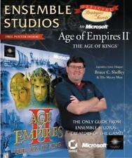 Ensemble Studios Official Strategies & Secrets to Microsoft's Age of Empires II: