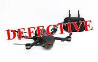 Yuneec YUNMGUS Mantis G Drone with Remote Controller Black FOR PARTS