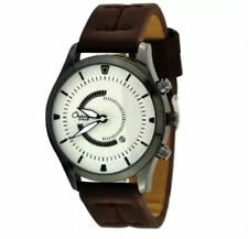DOOKA Chaxigo Arnold's Men's Military Style Army Brown Leather Strap Watch 2016-