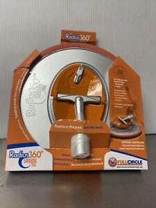 Full Circle International Radius 360 Drywall Sanding Tool Universal Adapter Hub