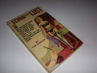 School for Lust by Tim Keelon, Playtime Reading #726-S, 1975, Vintage Paperback!