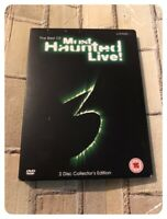 The Best of Most Haunted Live! 3 (2 Disc DVD - DVD 2005)