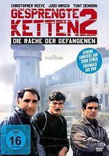 GESPRENGTE COLLANA 2 - DIE RACHE DER TONNO Christopher Reeve LIMITATA DVD nuovo