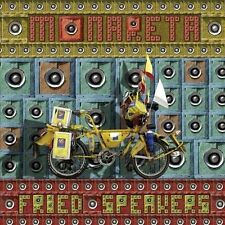 Monareta - Electronica - Cumbia - FRIED SPEAKERS [2010] CD