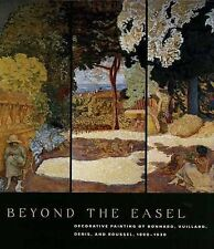 BEYOND THE EASEL: DECORATIVE PAINTING BONNARD, VUILLARD, DENIS, AND ROUSSEL, 189
