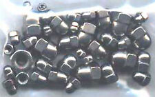 Stainless Dome Nuts 4mm, 5mm, 6mm, 8mm (Acorn Nuts, Mushroom Nuts) M4,M5,M6,M8