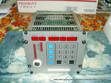 USED IPD Convac PSX-II Process Controller 220V FREE SHIPPING!