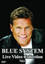Blue System - Live Video Сollection Vol. 1 DVD