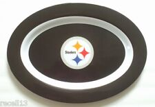 Pittsburgh Steelers Oval Serving Platter