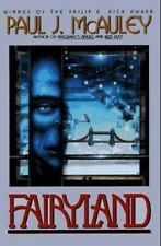 Fairyland by Paul J. McAuley (1996, Hardcover) VG-/VG+