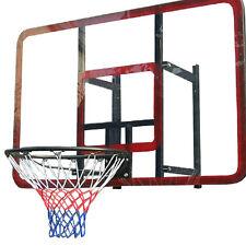 39cm Length Standard Sports 3mm Nylon Thread Basketball Rim Mesh Net 12 Loops