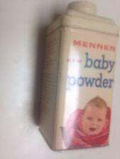 Vintage Mennen Baby Powder,Near Mint