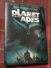 Planet Of The Apes, 2 Disc Special (DVD 2002) US Import, Region 1 Sci-Fi Classic