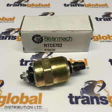 Land Rover Discovery 200tdi Engine Fuel Stop/Cut Off Solenoid Switch - Bearmach