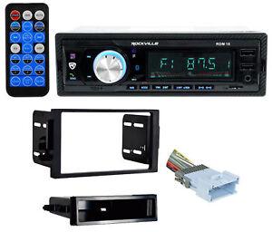 Digital Media Bluetooth AM/FM/MP3 USB/SD Receiver For 2004-05 Saturn All-Models