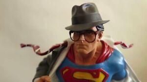 rare Superman Clark Kent 1/4 custom statue xstreem no sideshow DC PLEASE READ