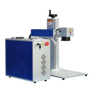 JPT 30W Fiber Laser Marking Machine for Permanent Metal Parts Jewllery Ring