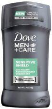 Dove Men+Care Antiperspirant Deodorant, Sensitive Shield 2.7 oz (Pack of 4)