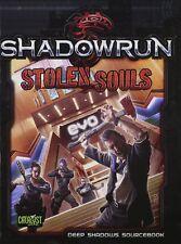 Shadowrun - Stolen Souls - Hardcover - 27200