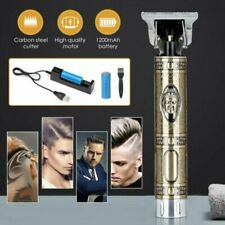 Professional Hair Clippers Men Basic Barber Set Cordless Trimmer Buddha Face NEW