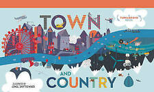 Town and Country: Flip the book - what can you see? (Turnaround Book) by Shuttle
