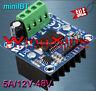 Motor Drive Module H-bridge PWM(0~100%) Control 12V-48V /5A NMOS Structrue