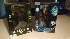 McFarlane Toys  AVP: Alien vs. Predator 12 Action FigureS