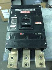 ITE JJ63B400 3P 400 AMP 600 VOLT 3 POLE CIRCUIT BREAKER